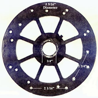 ceiling fans flywheel 11