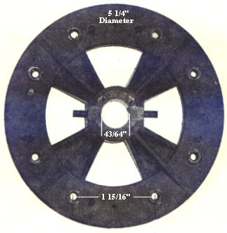 ceiling fans flywheel  5